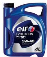 Моторное масло ELF EVOLUTION 900 NF 5W40 (4L)