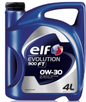 Моторное масло ELF EVOLUTION 900 FT 0W-30 (4L)