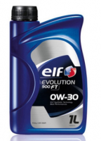 Моторное масло ELF  EVOLUTION 900 FT 0W-30 (1L)