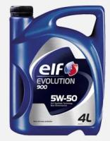 Моторное масло ELF EVOLUTION 900 5W50 (4L)