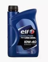 Моторное масло ELF EVOLUTION 700 TURBO DIESEL 10W-40 (1L)