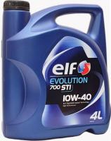 Моторное масло ELF EVOLUTION 700 ST 10W-40 (4L)