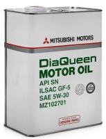 Моторное масло Mitsubishi Motor Oil 5w30 SN/GF-5 4л