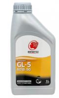 Масло трансмиссионное IDEMITSU GEAR 80W-90 GL-5 1л