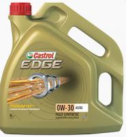 Моторное маслоо CASTROL EDGE 0W-30 A5/B5 4л