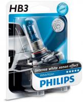 Автолампа PHILIPS HB3/9005 12V 65W White Vision