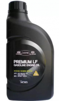 Масло моторное HYUNDAI/KIA Premium LF 5W20 Gasoline CF-4/SM 1 л синт.