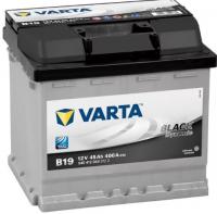 Аккумулятор VARTA BLACK DYNAMIC 12V 45Ah 400A (R+) купить в Екатеринбурге