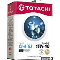 Моторное масло TOTACHI Heavy Duty  CI-4/CH-4/SL 15W-40, 6л