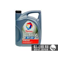 Моторное масло TOTAL QUARTZ INEO ECS 5W-30 (4L)