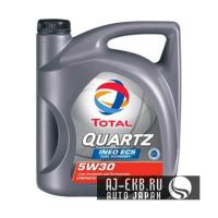 Моторное масло TOTAL QUARTZ INEO ECS 5W-30 (5L)