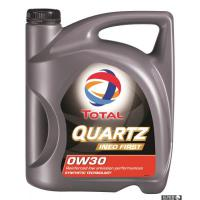 Моторное масло TOTAL QUARTZ INEO FIRST 0W-30 (4L)
