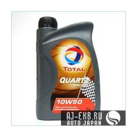 Моторное масло TOTAL Quartz Racing 10W50 (1L)