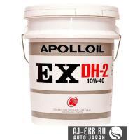 Моторное масло IDEMITSU Apolloil EX 10W-40 API DH-2/CJ-4, 200 л