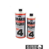 Тормозная жидкость KYK BRAKE FLUID BF-4 0,5л