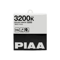 Лампа накаливания PIAA BALB CELEST WHITE 3200K HX302 (H3a)