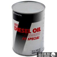 Моторное масло TOYOTA DIESEL OIL RV SPECIAL 10W30 CF-4  (1л)