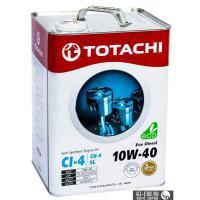 Моторное масло TOTACHI Long Life  Semi-Synthetic  CI-4   10W-40, 6л