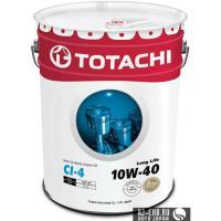Моторное масло TOTACHI Long Life  Semi-Synthetic  CI-4   10W-40, 20л