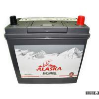 Аккумулятор  ALASKA CMF 50 60B24L silver+