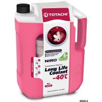 Антифриз TOTACHI NIRO LLC RED  -40 C 4л