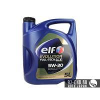 Моторное масло ELF EVOLUTION FULL TECH LLX 5W30 (5L)