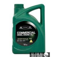 Моторное масло Hyundai/KIA Commercial Diesel 10W-40 CI-4, 4л