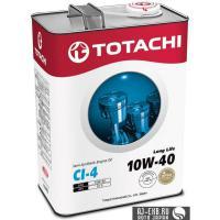 Моторное масло TOTACHI Long Life  Semi-Synthetic  CI-4 10W-40, 4л