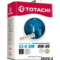 Моторное масло TOTACHI Premium Economy Diesel  Fully Synthetic  CJ-4/SM  0W-30, 4л