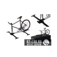 Крепление для велосипеда на крышу с фиксацией за вилку Fork Lock II, для поперечин ш25-90мм/в15-30мм