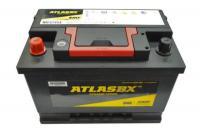 Аккумулятор ATLAS MF57413R 74ач