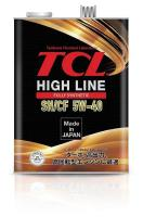 Масло моторное TCL High Line,  SN/CF, 5W40, 4л