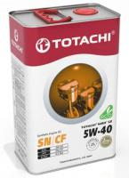 Масло моторное TOTACHI NIRO 5W-40 Synthetic 4л
