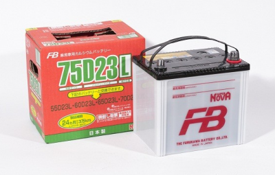 Аккумулятор FB SUPER NOVA 75D23L