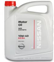 Масло моторное NISSAN Motor Oil 10W40 A3/B4 SL/СF 5 л