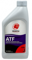 Масло для АКПП IDEMITSU ATF TYPE-J 1л