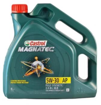 Моторное масло Castrol MAGNATEC 5W-30 AP 4л