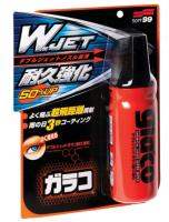 """Антидождь Glaco """"W"""" Jet Strong для стекол, 180 мл"""