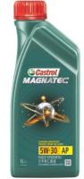 Моторное масло Castrol MAGNATEC 5W30 AP 1л