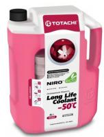 Антифриз TOTACHI -50C SUPER LONG LIFE COOLANT Red  4л.