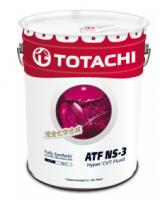 Жидкость для вариатора TOTACHI ATF NS-3, 20 л