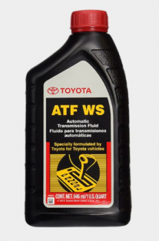Жидкость для АКПП TOYOTA ATF TYPE WS 946 мл