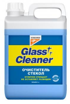 Очиститель стекол Glass cleaner  (4L)