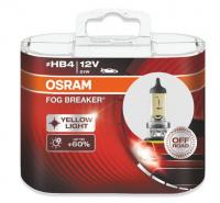 Автолампа OSRAM HB4  FOG BREAKER OFF-ROAD  (2шт)