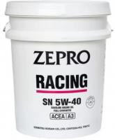 Моторное масло IDEMITSU Zepro Racing 5W-40 SN Fully Synthetic, 20 л