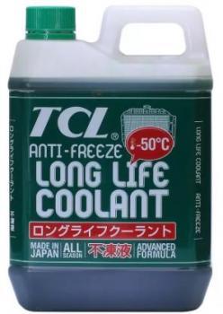 АНТИФРИЗ TCL зеленый  LLC -50C 2л