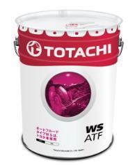 Трансмиссионная жидкость TOTACHI  ATF WS, 20 л