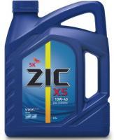 Моторное масло ZIC   5W-30  X5, 6л