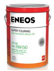 Масло моторное ENEOS 5W50 Super Touring SN Синтетика 20л