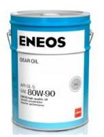 Трансмиссионное  масло ENEOS GEAR  80W-90 GL-5, 20 л